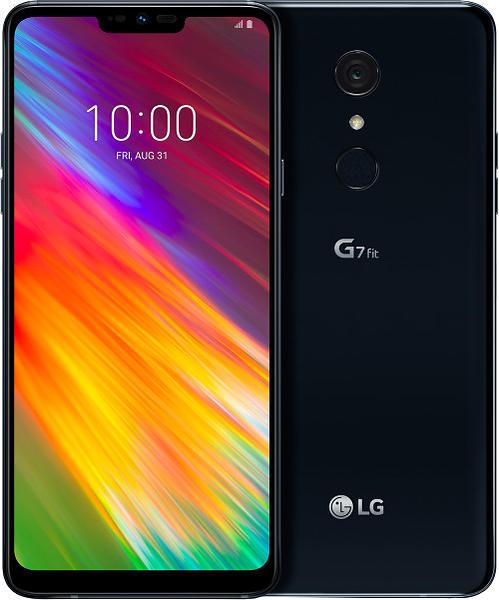 Bild på LG G7 Fit LMQ850 från Prisjakt.nu