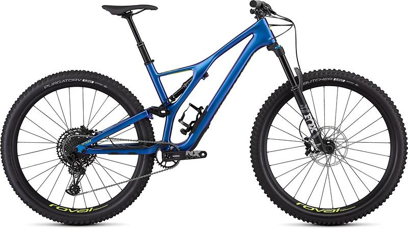 "Specialized Stumpjumper FSR Comp Carbon NX Eagle 29"" 2019"