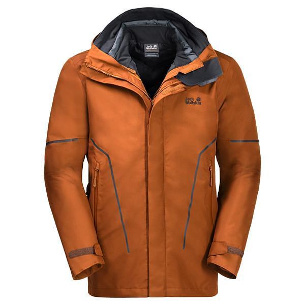 Jack Wolfskin Taiga Trail Jacket (Uomo)