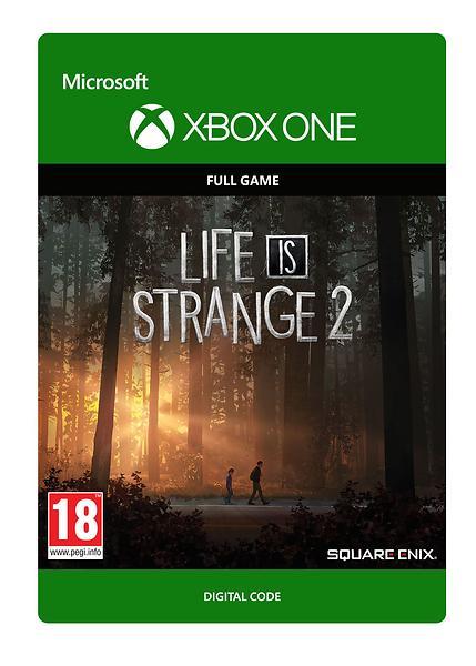 Bild på Life is Strange 2 (Xbox One) från Prisjakt.nu