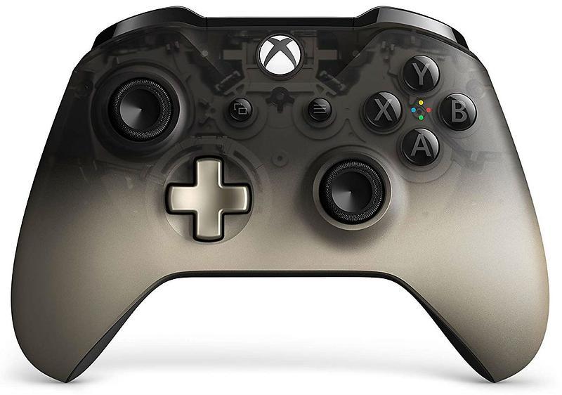 Microsoft Xbox One Wireless Controller S - Phantom Black Edition (Xbox One)