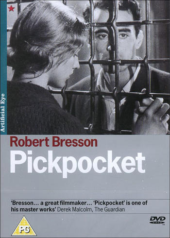 robert bressons pickpocket essay