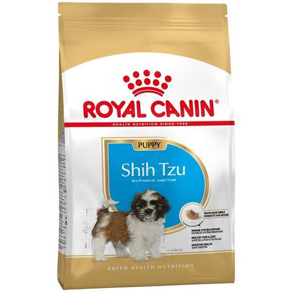 best pris p royal canin bhn shih tzu junior 28 1 5kg hundemat sammenlign priser hos prisjakt. Black Bedroom Furniture Sets. Home Design Ideas