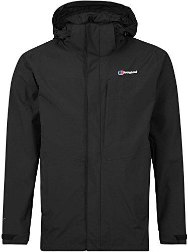 Berghaus Hillwalker Long Interactive Waterproof Jacket (Uomo)