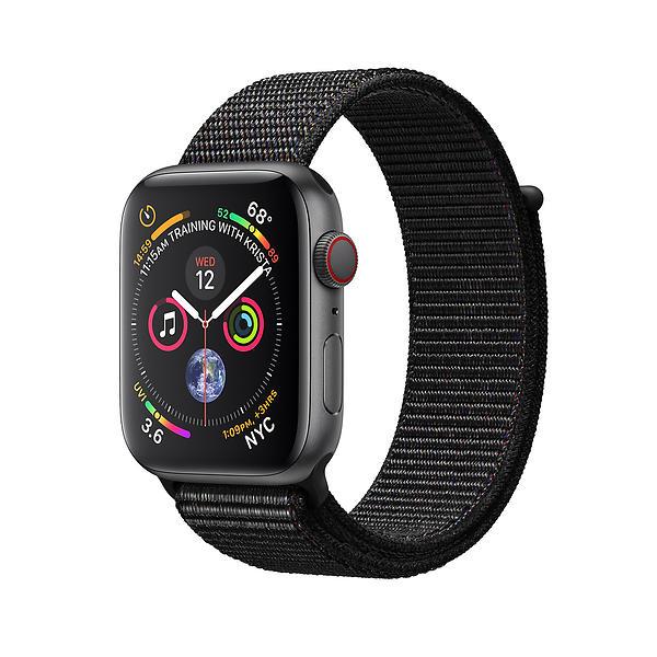 Apple Watch Series 4 4G 40mm Aluminium with Sport Loop
