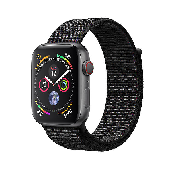 Apple Watch Series 4 4G 44mm Aluminium with Sport Loop