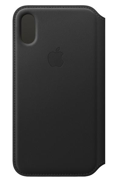 Apple Leather Folio for iPhone XS