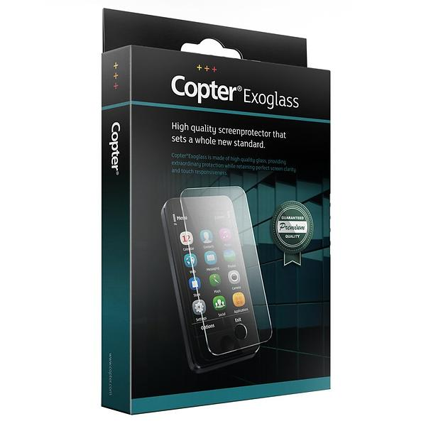 Copter Exoglass Screen Protector for iPhone XS Max