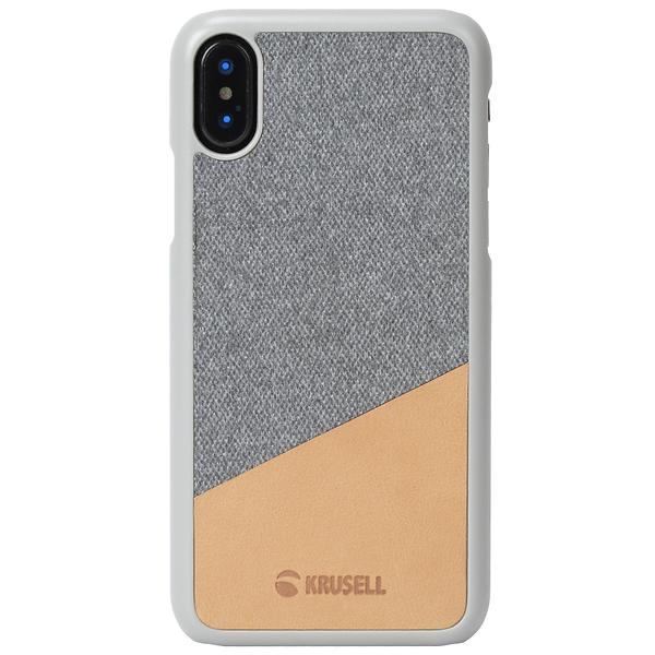Krusell Tanum Cover for iPhone XS Max