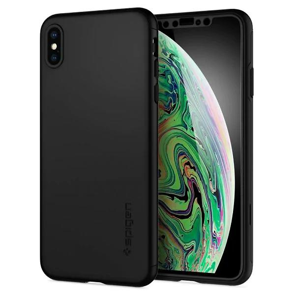 Spigen Thin Fit 360 for iPhone XS Max