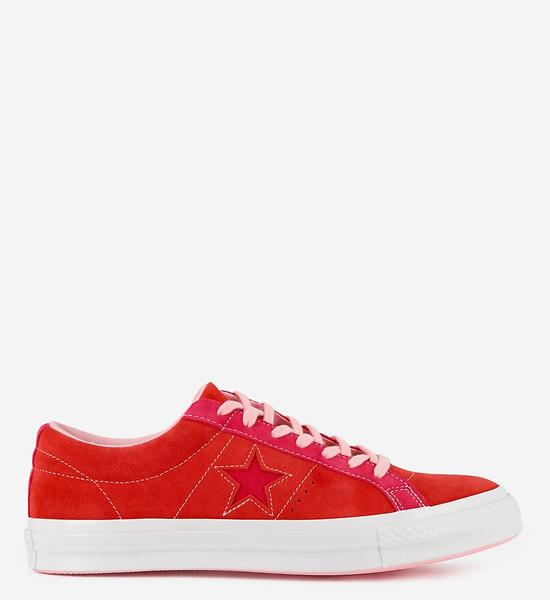 Converse One Star Carnival Suede Low (Unisex)