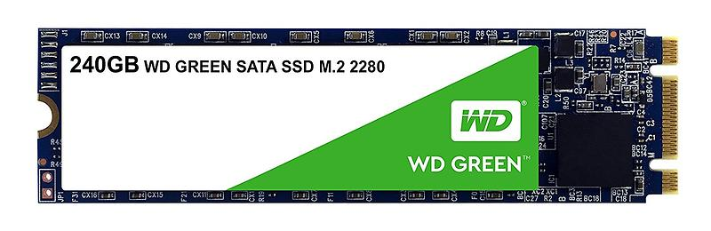 WD Green PC SSD Rev.2 M.2 240GB