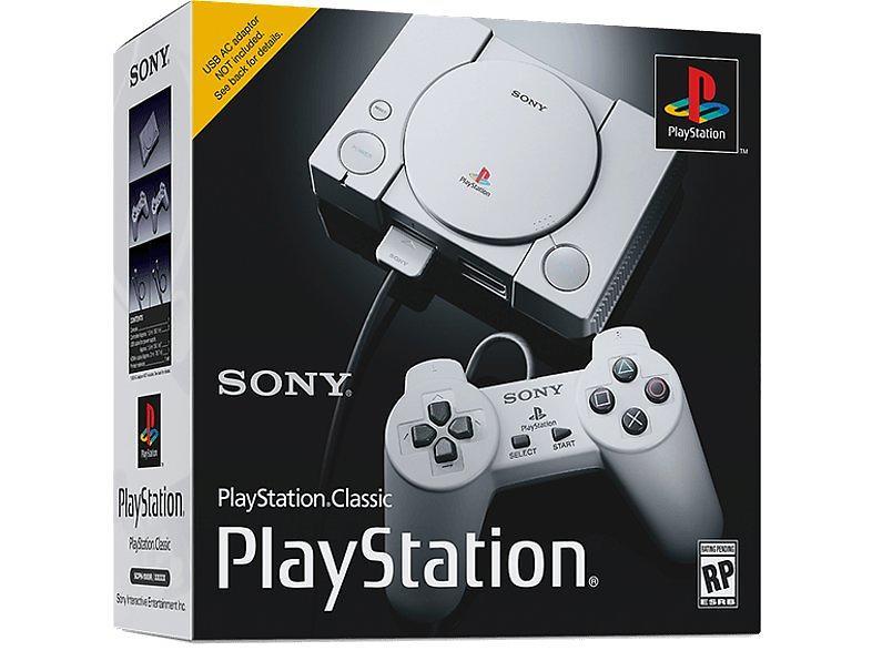Bild på Sony PlayStation Classic från Prisjakt.nu