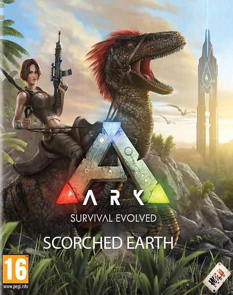 ARK: Survival Evolved - Scorched Earth (Expansion) (PC)