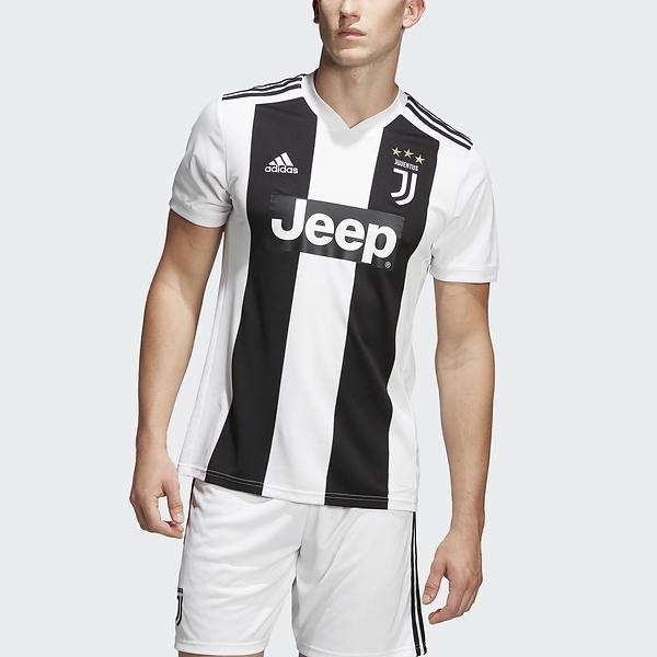 Adidas Juventus maglia da calcio home 18/19 (Uomo)