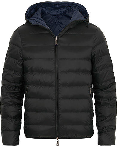 Emporio Armani Reversible Down Hooded Jacket (Uomo)