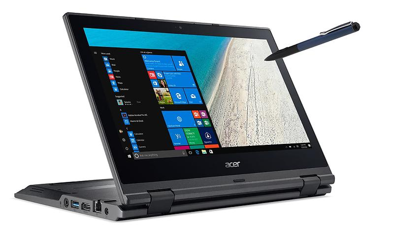 Acer TravelMate Spin B1 B118-RN (NX.VG0ET.010)