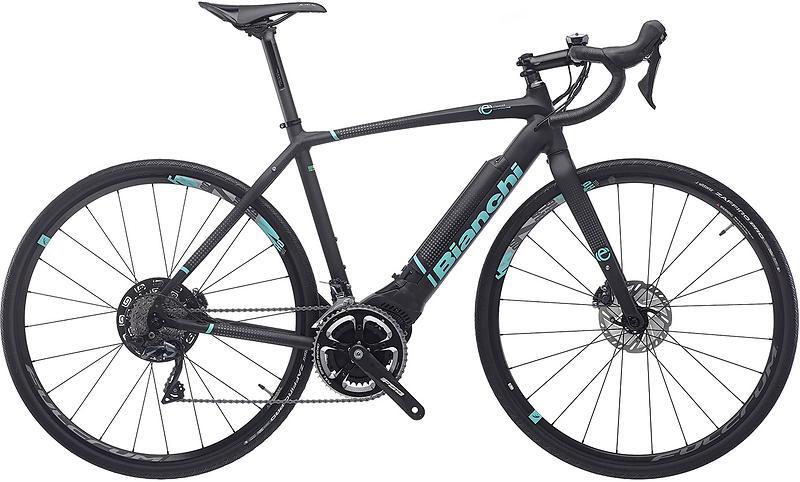 Bianchi Impulso E-Road 2019 (E-bike)