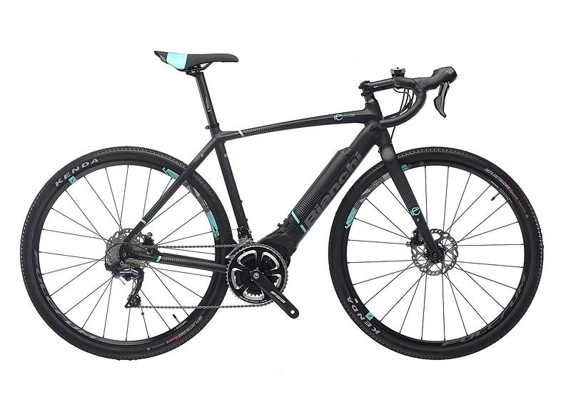 Bianchi Impulso E-Allroad 2019 (E-bike)