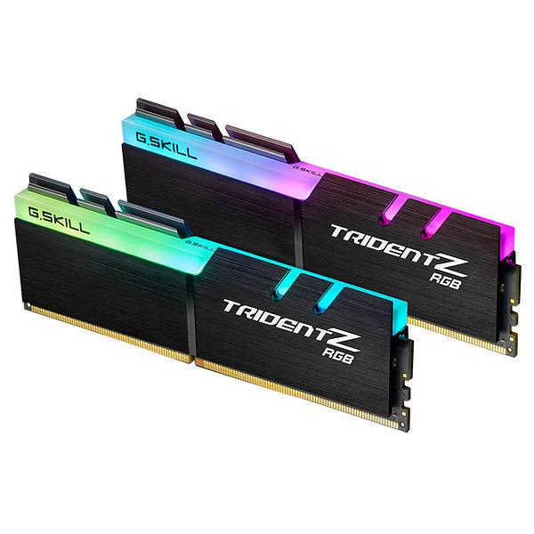 G.Skill Trident Z RGB Silver/Red DDR4 4000MHz 2x16GB (F4-4000C19D-32GTZR)