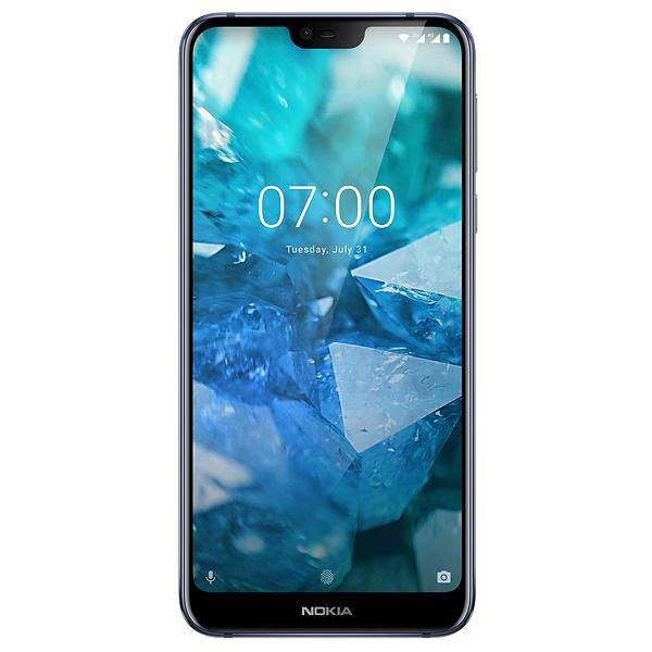 Bild på Nokia 7.1 Dual SIM 64GB från Prisjakt.nu