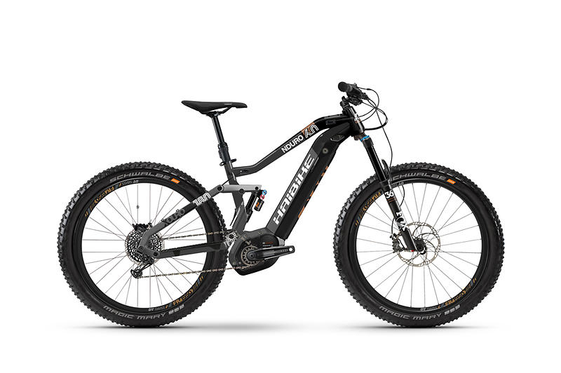 Haibike XDURO NDURO 6.0 2019 (E-bike)