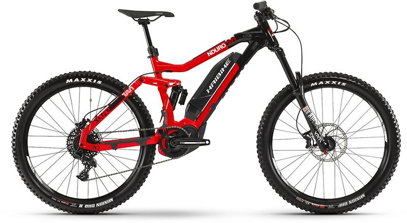 Haibike XDURO NDURO 2.0 2019 (E-bike)