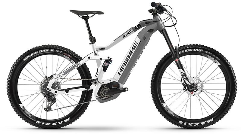 Haibike XDURO AllMtn 3.0 2019 (E-bike)