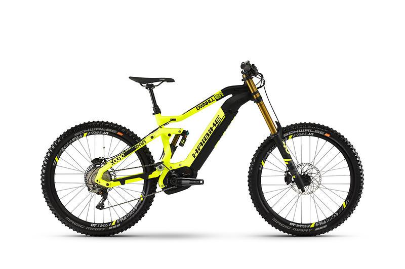 Haibike XDURO Dwnhll 9.0 2019 (E-bike)