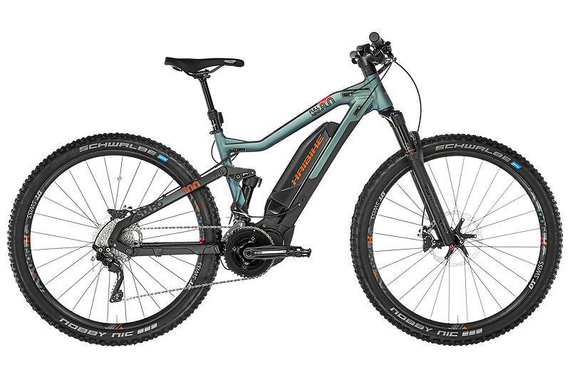 Haibike SDURO FullNine 8.0 2019 (E-bike)