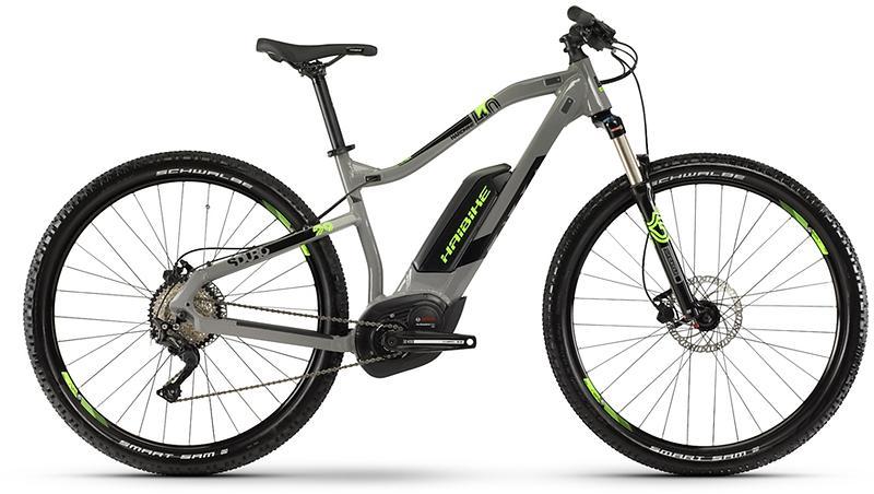 Haibike SDURO HardNine 4.0 2019 (E-bike)