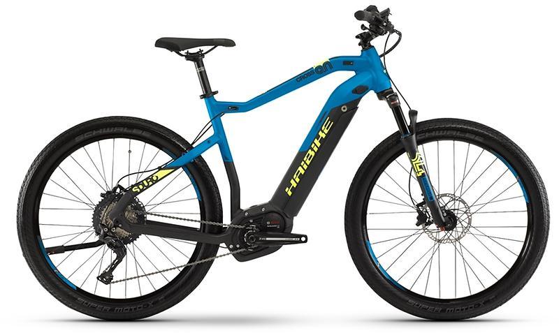 Haibike SDURO Cross 9.0 2019 (E-bike)