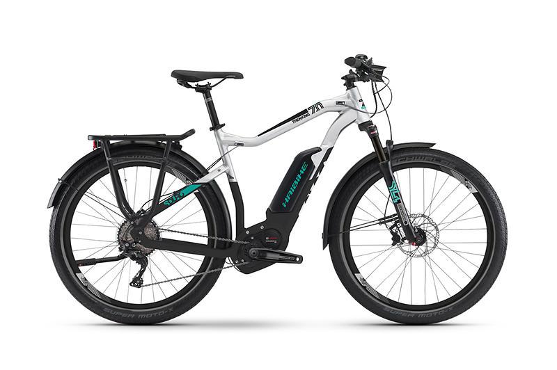 Haibike SDURO Trekking 7.0 2019 (E-bike)