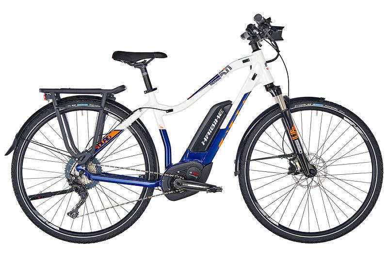 Haibike SDURO Trekking 5.0 Low-Step 2019 (E-bike)