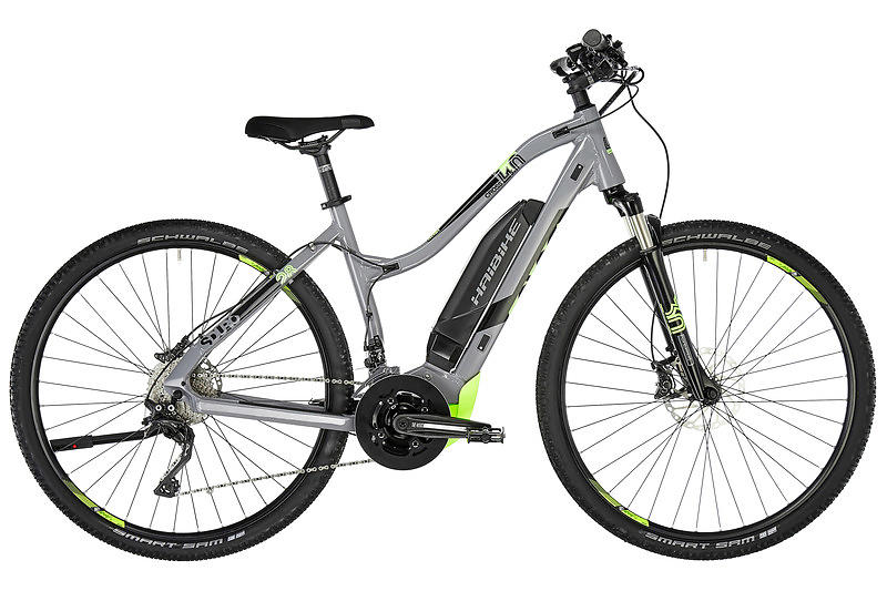 Haibike SDURO Cross 4.0 Low-Step 2019 (E-bike)