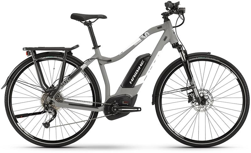 Haibike SDURO Trekking 3.0 Low-Step 2019 (E-bike)
