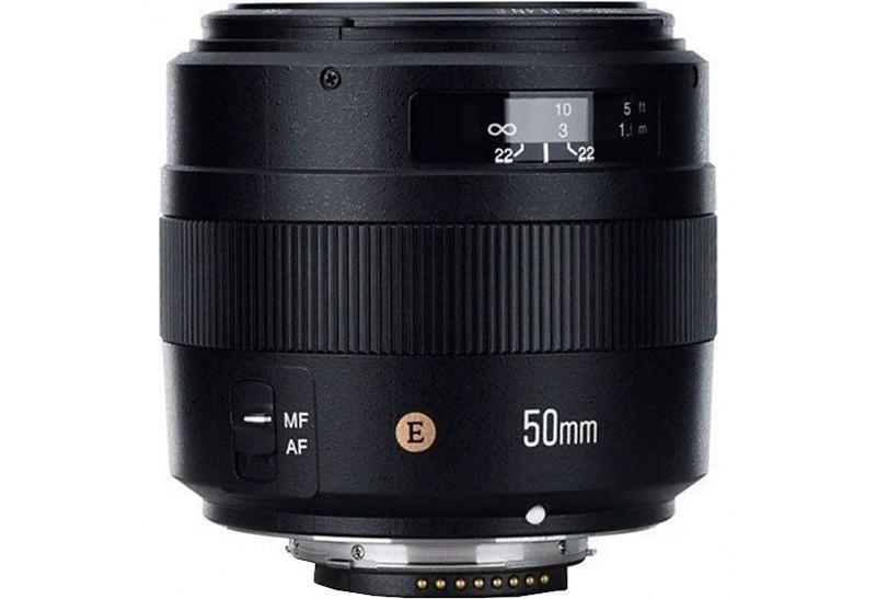 Yongnuo 50/1,4 for Nikon
