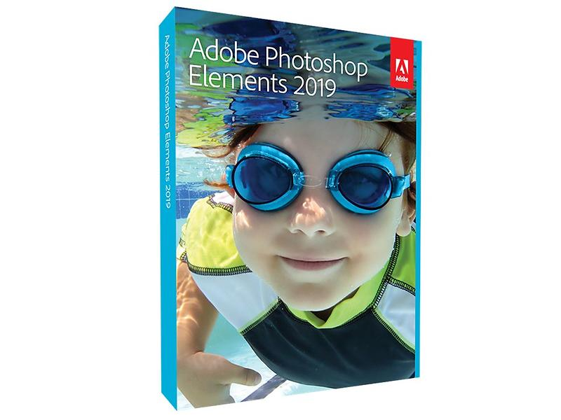 Bild på Adobe Photoshop Elements 2019 Win Sve från Prisjakt.nu