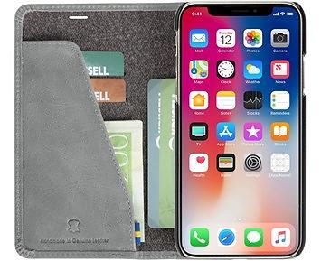 Krusell Sunne 4 Card FolioWallet for iPhone XR