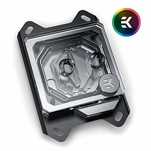 EK Waterblocks EK-Velocity RGB - AMD Nickel + Plexi