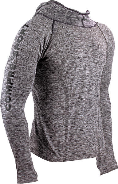 Compressport 3D Thermo Seamless Compression Hoodie (Unisex)