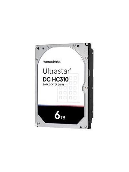 WD Ultrastar DC HC310 HUS726T4TALS205 256MB 4TB