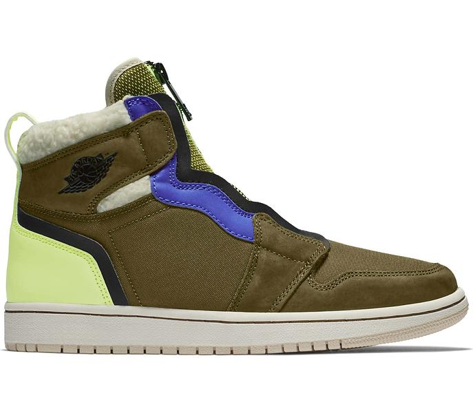Nike Air Jordan 1 High Zip Utility (Donna)
