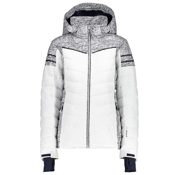 CMP Zip Hood 38W0746 Jacket (Donna)