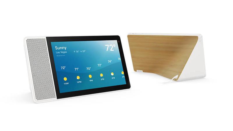 Bild på Lenovo Smart Display 10 inch från Prisjakt.nu