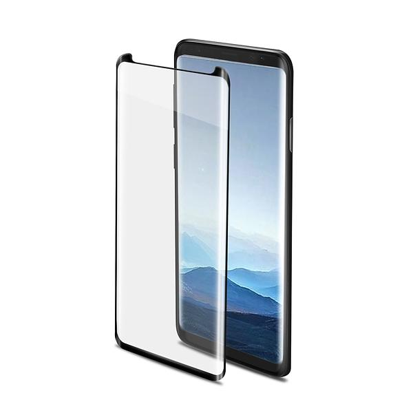 Celly 3D Glass for Samsung Galaxy Note 9