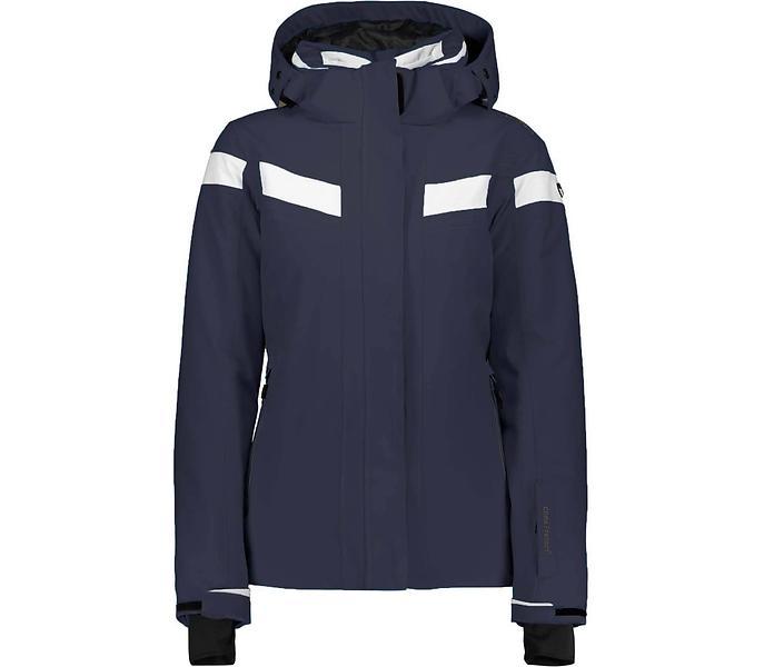 CMP Zip Hood 38W0666NF Jacket (Donna)