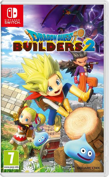 Bild på Dragon Quest Builders 2 (Switch) från Prisjakt.nu