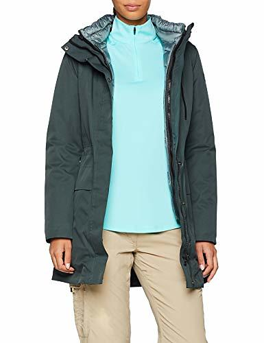 CMP Hood +Detachble Inn. 38Z2856D Parka (Donna)