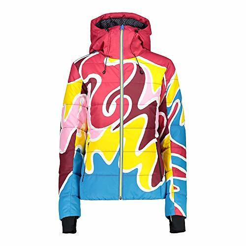 CMP Zip Hood 38W0796 Jacket (Donna)